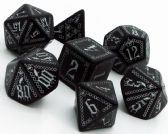 Pathfinder Carrion Crown Black Dice Set